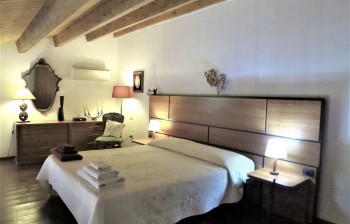 12 Veliero - bedroom in the loft