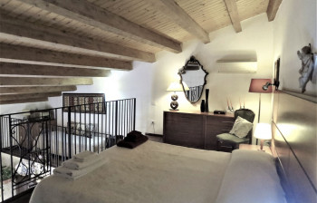13 Veliero - bedroom in the loft