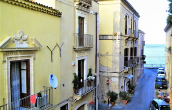 5c Veliero - view from the main Juliette Balcony